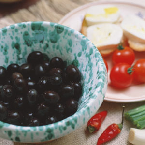 olive nere dolci